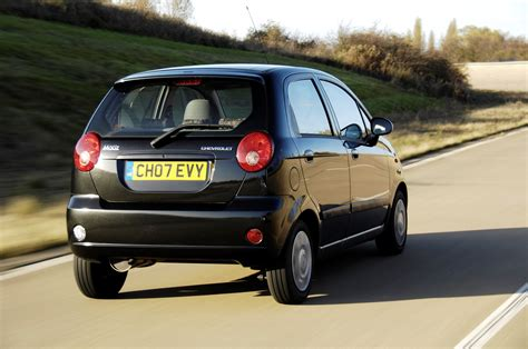 chevrolet matiz hatchback review   parkers