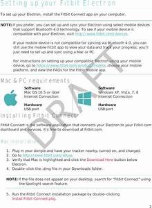 Fitbit Fb502 Wireless Activity Tracker User Manual Fitbit