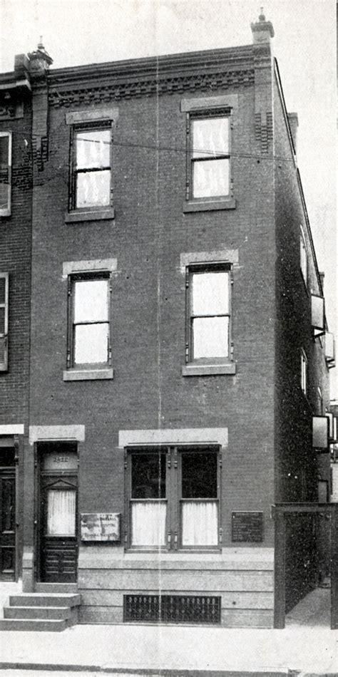 hospital frederick memorial douglass 1895 philadelphia nih pioneers 1900 building operating room pennsylvania nlm exhibition gov