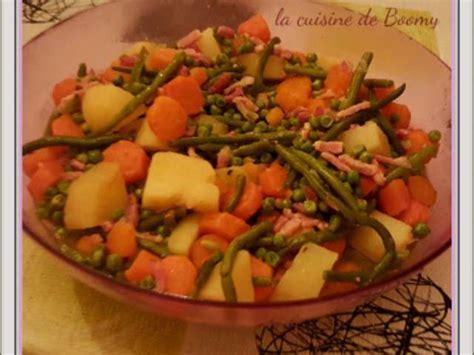 jardiniere cuisine recettes de jardinière de légumes