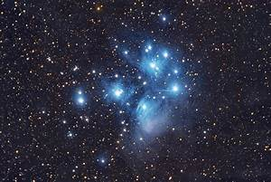 The Pleiades (M45) from Ontario, Canada - Astronomy ...