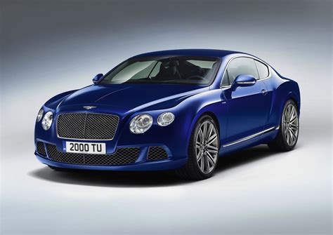 Bentley Picture by Bentley Cars News 2012 Continental Gt Speed