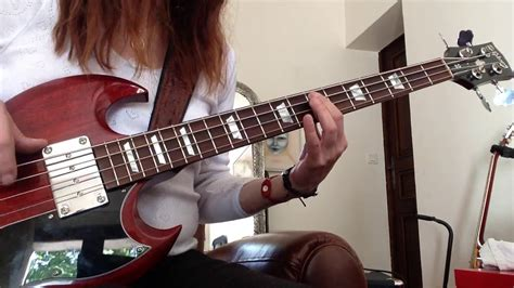 Creedence Clearwater Revival, Green River, Bass Cover