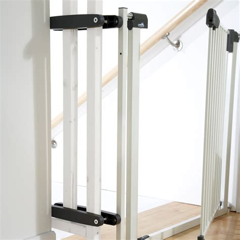 kit escalier pour barri 232 re easylock light blanc de geuther chez naturab 233 b 233