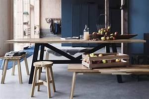 Banc Interieur Ikea : la collection skogsta de ikea d co id es ~ Teatrodelosmanantiales.com Idées de Décoration