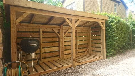log stores wood store logs firewood coal ribble valley longsight nursery