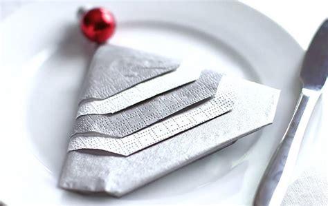 Pliages De Serviettes Faciles Pour Une Table De Fête