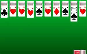normal spider solitaire ifile