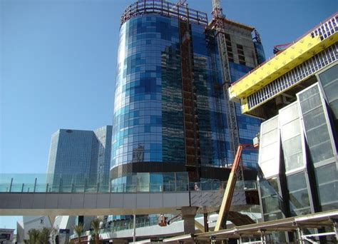 report finds foster partners harmon hotel  las vegas  collapse   earthquake