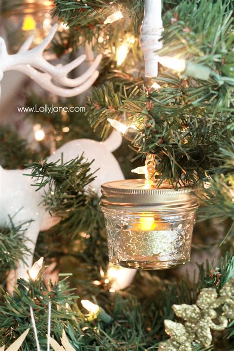 diy rustic christmas ornaments  girl creative