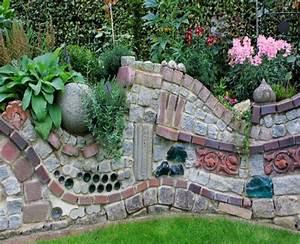 Gartenmauern Aus Beton : garten mauern und gestalten new garten ideen ~ Michelbontemps.com Haus und Dekorationen