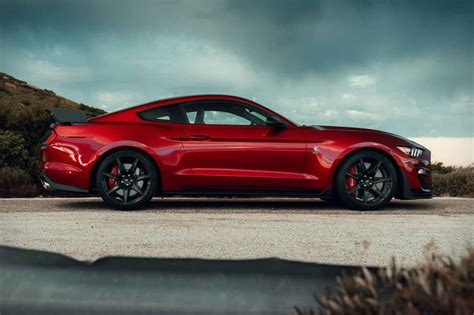 2020 ford gt500 2020 ford mustang shelby gt500 is downright news ledge