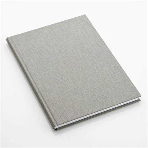 Notizbuch Stoff A4   Bookbinders Design Schweiz