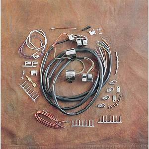 Wiring Harness Diagram 95 Flhr Harley