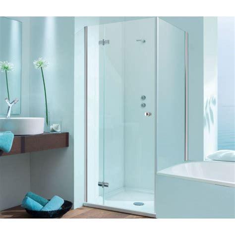 dusche mit pendeltür und seitenwand bs dusche seiteneinstieg an bw design in bad