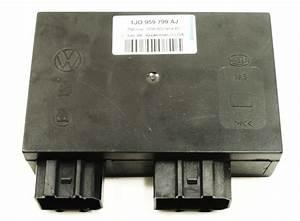 Comfort Control Module Ccm 00-01 Vw Jetta