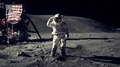 Image result for Google Photos, 1969 Moon Walk