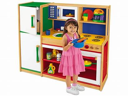 Play Kitchen Learning Dramatic Lakeshore Pretend Classroom