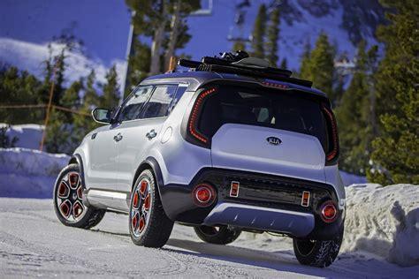 la kia soul adopte une motorisation hybride   roues motrices