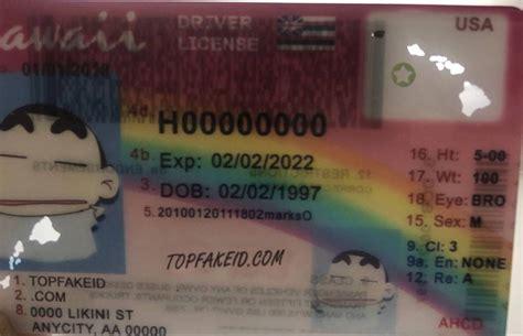hawaii id buy scannable fake id premium fake ids
