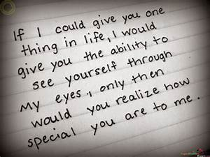 Cute Love Quote... Sweet Romantic Relationship Quotes