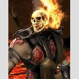 Scorpion Mortal Kombat Legacy | 556 x 716 gif 168kB