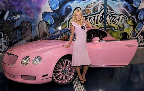 Bentley And Paris Hilton When Celebrities Damage A Brand