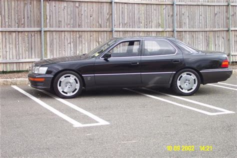 Ls400 With Sc430 Wheels