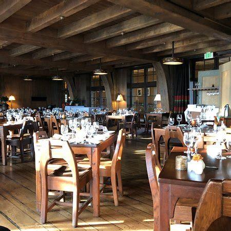Cascade Dining Room, Timberline Lodge  Restaurant Reviews