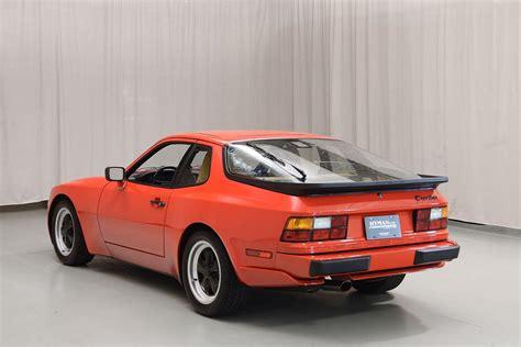 Used 1986 Porsche 944 Turbo 1986 Porsche 944 Turbo For