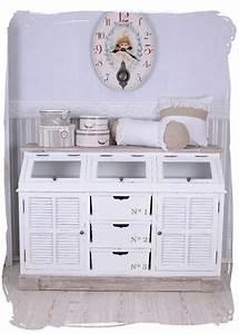 Sideboard Weiß Vintage : vintage anrichte sideboard weiss schrank shabby chic wandschrank antik dinge pinterest ~ Frokenaadalensverden.com Haus und Dekorationen