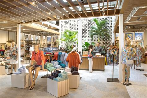 mg designs  retail concept  tommy bahama
