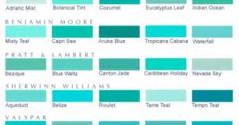 Tiffany Blue Living Room Decor by Blue Color Sample Chart House Of Dreams Pinterest