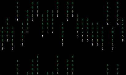 Rain Matrix Excel Xl Effect
