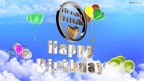 geburtstagslied f 252 r meine freundin happy birthday to