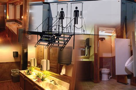 bathroom rentals for weddings planning is a