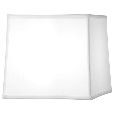 white square l shade homeofficedecoration small white square l shade