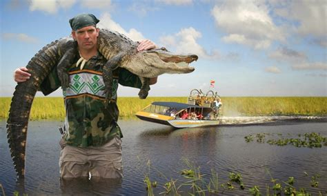 Everglades Airboat Tours Pembroke Pines by Airboat Tour And Alligator Show Everglades Park