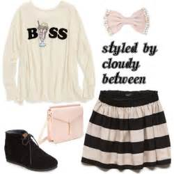 Tween Girl Outfits for School