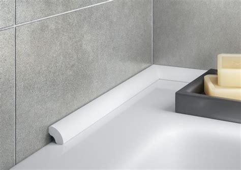bathtub floor trim tile trims aluminium plastic tile trims diy at b q 1509