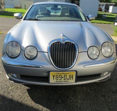 Purchase Used Estate Sale Light Blue Jaguar S-type 2003 1