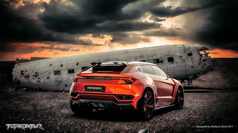 lamborghini urus   revealed   tuning package