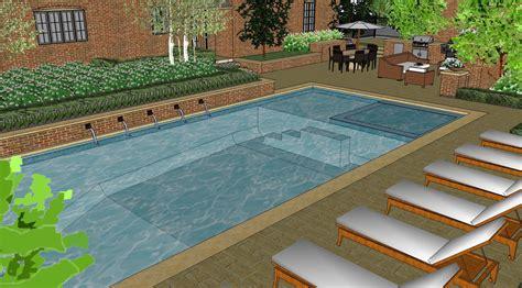 swimming pool terrace pool terrace pool design gallery of given pool designs llc kansas city swimming pool design