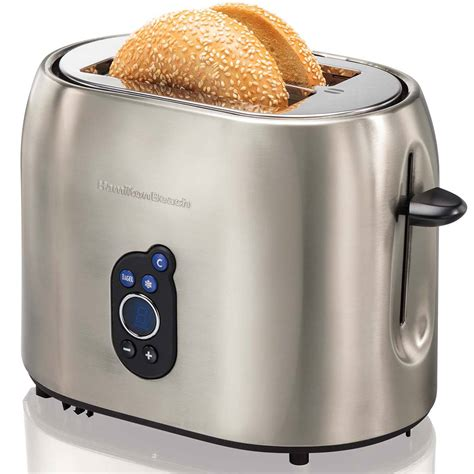 2 Slice Toaster by Toasters Hamiltonbeach
