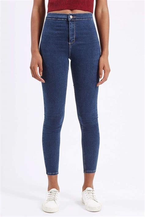 PETITE Sulphur Joni Jeans - Topshop USA
