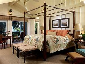 24+ Tropical Bedroom Designs, Decorating Ideas