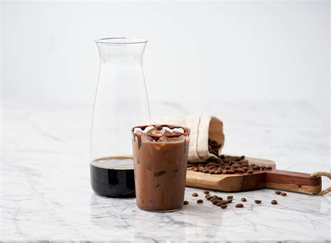 caramel mocha cold brew tupperware blog discover