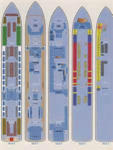 Norwegian Jade Deck Plan 9 by Norwegian Jewel Deck Plan