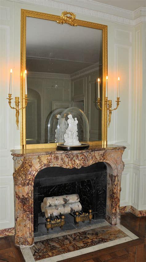 file petit trianon antichambre de louis xv attique chemin 233 e et miroir jpg wikimedia commons