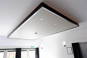 Decke Abhängen Beleuchtung : plameco spanndecken abh ngen ~ Markanthonyermac.com Haus und Dekorationen